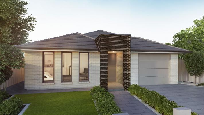 House land packages adelaide hickinbotham homes for Courtyard home designs adelaide
